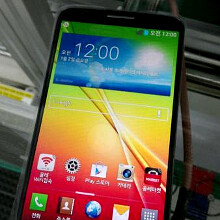 LG G2 leaks again in new photos showing front and back of the phone