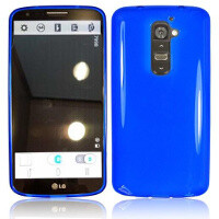 LG G2 colorful back covers surface