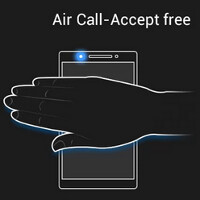 Video shows off Samsung Galaxy S4's Air Call Accept for almost any Android model