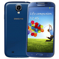Samsung Galaxy S4 'Arctic Blue' makes an exclusive entry in UK