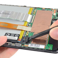 New Google Nexus 7 gets a teardown from iFixit