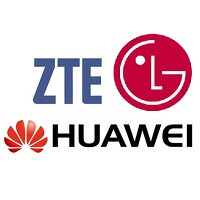 LG, Huawei, and ZTE in close fight for third largest smartphone manufacturer