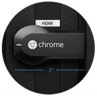 Chromecast is Android-based, already rooted