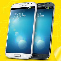 Sprint offers BOGO on Samsung Galaxy S4