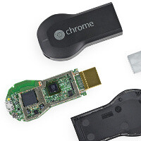 Chromecast torn down, simple does it