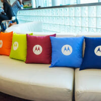 Green Moto X shows up in Guy Kawasaki's Motorola Campus Party Pics