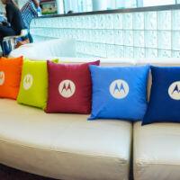 Green Moto X shows up in Guy Kawasaki's Motorola Campus Party Pics