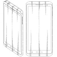 Check these two smartphone design patents Samsung got awarded