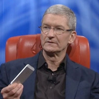 Apple CEO Cook meets with his China Mobile counterpart