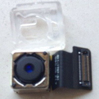 Apple iPhone 5C camera module: 8-megapixel camera like in iPhone 5?