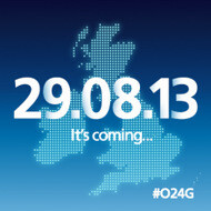 O2 to launch its LTE network in the UK on August 29, iPhone 5 not on the guest list