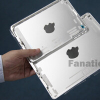Apple iPad mini 2 aluminum body leaks: unchanged design