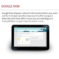 Verizon's Motorola XOOM tablet receives new software update