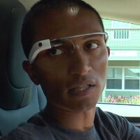 App developer says Google Glass makes him a better driver
