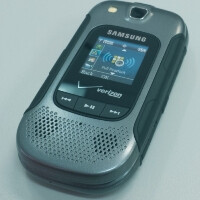 Images of the Samsung Convoy 3 coming to Verizon later this month?