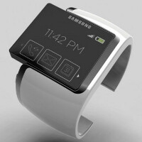 Samsung to sell its smartwatch under the Samsung GALAXY GEAR name?