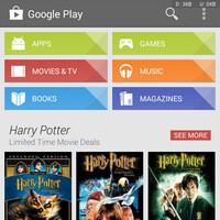 Google Play Store app updated, brings