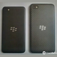 BlackBerry A10/Z30 caught on camera next to the Z10 and Q5