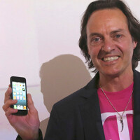The Apple iPhone made up 20% of T-Mobile's smartphone sales in Q2
