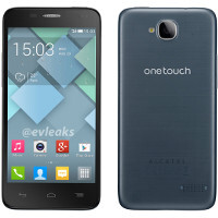 First image of the Alcatel One Touch Idol Mini leak out, release by the end of the year