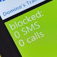 SMS and call blocking part of Nokia update