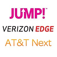 AT&T's Next device pricing for the 16GB Apple iPhone 5, comes in a tad lower than Verizon's Edge
