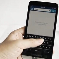 New video of BlackBerry Aristo Z30/A10 discovered