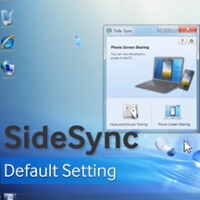 Samsung Galaxy Note III listed in documentation for Samsung's SideSync app