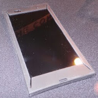 See how Sony has been 'hiding' the Honami and the Z Ultra from prying eyes with the use of a masking shell