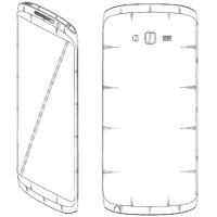 Samsung's latest design patent could be showing us the Galaxy Note III