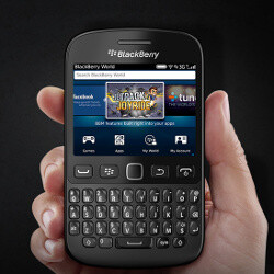 BlackBerry 9720 unveiled: blows the dust off BB7, coming with full QWERTY