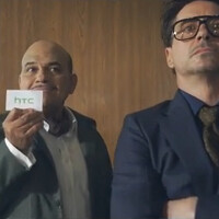 HTC: Here's The Commercial with Robert Downey Jr.