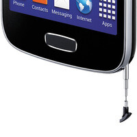 Samsung Galaxy S II TV is an Android smartphone with built-in television receiver