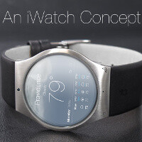 Apple iWatch concept shows the possible future of the smartwatch