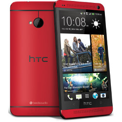 Buy a red hot HTC One with NextRadio service, get another one from Sprint for free