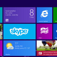 Skype will be preloaded on Windows 8.1 and get prime Start screen real estate