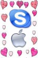 Skype iPhone app passes the 1 million download mark
