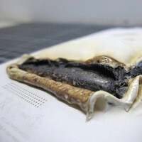 HTC One X bursts into flames while charging, owner unhurt