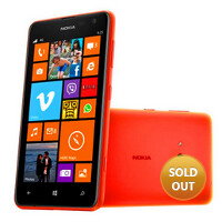 Pre-orders for Nokia Lumia 625 sell out on India's Snapdeals