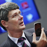 BlackBerry CEO could make $55.6M by selling the company