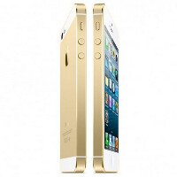 Gold Apple iPhone 5S to be introduced on September 10th?