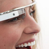 A Google Glass app for shoppers fetches item reviews and performs price check on the spot