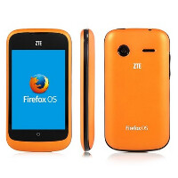 Low priced ZTE Open, powered by the Firefox OS, up for bids on eBay