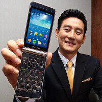 Will Koreans flip for the Samsung Galaxy Golden?