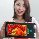 LG Display reveals 5.5 inch Quad HD panel with the highest resolution and pixel density on a smartphone display
