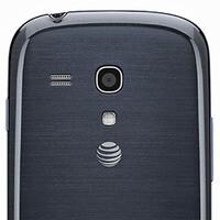 Samsung Galaxy S III mini pictured wearing AT&T logo