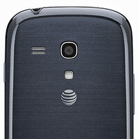 Samsung Galaxy S III mini pictured wearing AT&T logo