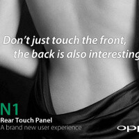 Oppo N1 teased again: will it have a rear touch panel? (release date pegged for Sept 23)