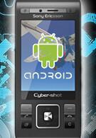 Sony Ericsson CS8 - the future of Cyber Shot phones?