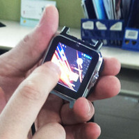 New crowd-funded smartwatch runs Android 4.2.2 on a 1.3GHz dual-core Cortex-A7